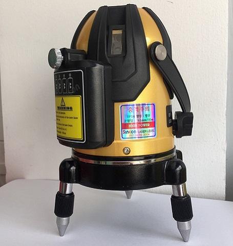 Máy cân mực laser LS 333 được tích hợp đầy đủ tính năng của một chiếc máy quét laser thông dụng